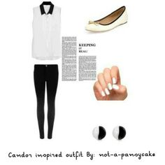 Candor inspired outfit by not-a-pansycake on Polyvore
