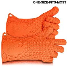 Ekogrips BBQ Grilling Gloves Most Versatile Oven Mitts Hot Pads Lifetime Replacement Loved By Andrew Zimmern Martha Stewart Insulated Waterproof Total Finger Hand Wrist Protection 3 Sizes >>> Click image for more details. Chipmunk Repellent, Bbq Grill, Grilling, Heat Resistant Gloves, Thing 1, Oven Glove, Best Bbq, Hot Pads, Best Brand