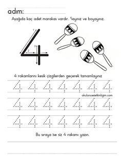 Preschool Education, Preschool Curriculum, Preschool Activities, Teaching Kids, Printable Preschool Worksheets, Subtraction Worksheets, Worksheets For Kids, Numbers Preschool, Learning Numbers