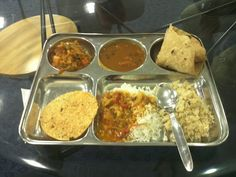 prison food | Lunch place at the company serves vegetarian food only, it is ok most ...