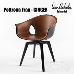 Poltrona Frau - GINGER