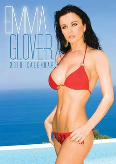 BACK ISSUE: Emma Glover A3 Calendar 2010