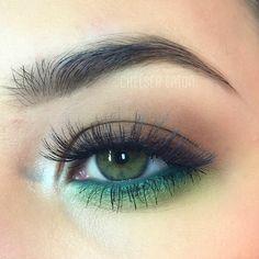 Instagram photo by @makeupchelsea via ink361.com Mac Eyeshadow Looks, Eye Make Up, Lashes, Chelsea, Lips, Hair Styles, Makeup, Instagram Posts, Make Up