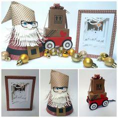 É Natal - Escultura em Papel (Paper Sculpture) criada e produzida pelo Ateliê do Vlady