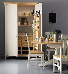 pantry on pinterest pantry cabinets kitchen pantry