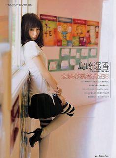 島崎遥香のエロ画像084