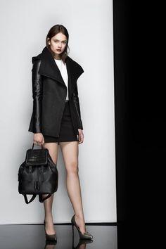 VENA Grey. Shop it at www.mackage.com. #lookbook #womenswear #fw14