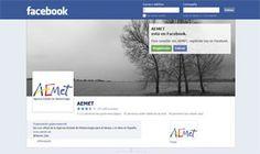 Página de AEMET en Facebook