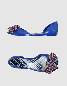 Need these Missoni flats