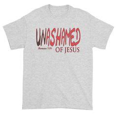 Unashamed Short sleeve t-shirt