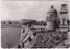 Verona - Ponte Garibaldi - Chiesa S. Giorgio - Viagg. 1954 -2316-