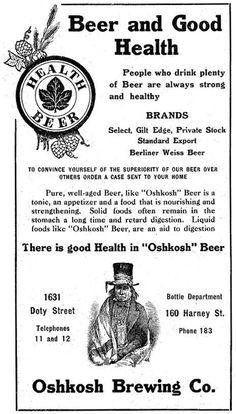 Oshkosh Beer: