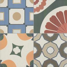 Realonda patchwork 44x44