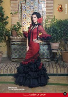 Maricruz flamenco dresses pictures