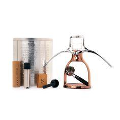 ROK Espresso Machine // Copper