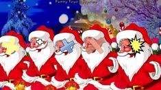 Full Movie SONGS Merry Christmas * Santa Claus Animation