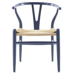 M11 Chair in Navy (Set of Two) For kitchen table