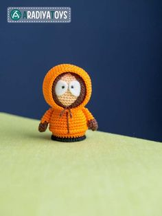 South Park Themed Crochet Patterns