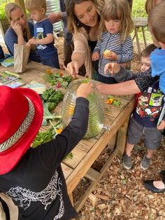 Learn and play the Forest School way at the world's most beautiful play date venue, the Oranjezicht City Farm TIME: 09h00 – 11h00 COST: R250 DATES OFFERED: 8 February 9 May 15 August 14 November Please select your preferred date when booking. NB: Regret, no refunds or date changes Learning Activities, Kids Learning, Pamela Martinez, City Farm, 14 November, Experiential Learning, Forest School, World's Most Beautiful, Play To Learn