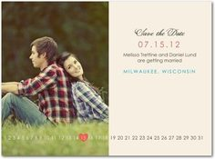 Save the Dates cards are just a few of the great offers on wedding items and party planning