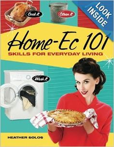 Honing your home ec skills | Many Little Blessings