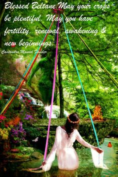 Blessed Beltane - my favorite holiday