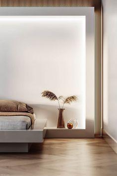 Master Bedroom Interior, Modern Bedroom, Bedroom Decor, Bedroom Ideas, Bedroom Signs, Bedroom Rustic, Interior Livingroom, Minimalist Bedroom, Master Bedrooms
