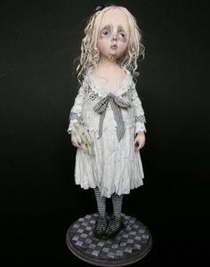 ALICIA NOCTURNA Julien Martinez - Artist Dolls