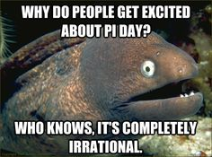 Pi Day Punny - Imgur