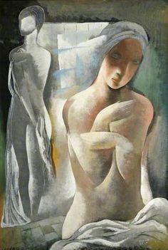 Béla Kádár (Hungarian 1877–1956) [Cubism, Expressionism, Cubo-Expressionism]