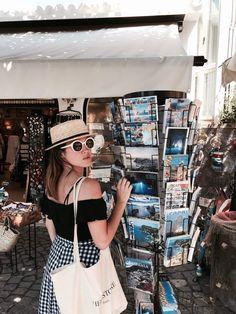 Look Italie Capri L'atelier d'al blog mode lifestyle
