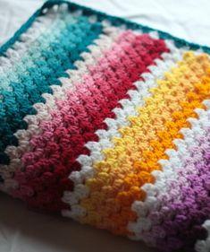 Rainbow Granny Stripe Pattern set, Crochet blanket and Scarf patterns, crochet baby blanket pattern Crochet Afghans, Granny Stripe Blanket, Slip Stitch Crochet, Striped Crochet Blanket, Baby Afghan Crochet Patterns, Rainbow Crochet, Granny Square Crochet Pattern, Scarf Patterns, Crochet Granny
