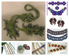 Bead-Patterns.com Newsletter - Featured beading patterns