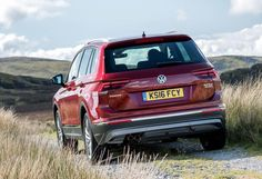 Volkswagen Tiguan - let battle commence | Eurekar