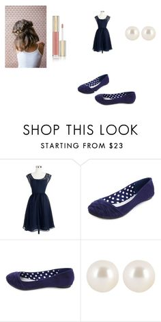 """""""Katelyn's dress for the ball"""" by damishacross ❤ liked on Polyvore featuring J.Crew, Charlotte Russe, Henri Bendel and Dolce&Gabbana"""