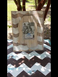 Distressed Mississippi Picture Frame w/ Free by DurioDesigns, $24.99