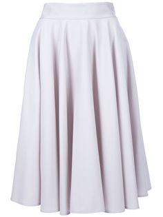 JIL SANDER 'Mulino' A-Line Skirt