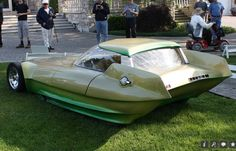 1966 Citroen DS customized to an UFO my other blog:...