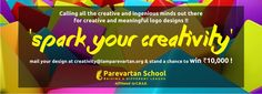 Stand for a chance to WIN Rs. 10000 /- Parevartan is a 13 year old well known brand in Ghaziabad and now we are looking for a fresh flavour for our preparatory wing 'Prarambh – A Pre School by PAREVARTAN'. Calling all the creative and ingenious minds out there for creative and meaningful logo designs!! https://www.facebook.com/ParevartanSchool/app/684336108254110