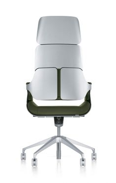 Silver by Interstuhl Executive Office Furniture