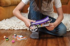 Who needs to buy a remote control car when you can MAKE one! littleBits turns your kid into an inventor! @littleBits. #littleBits #ad