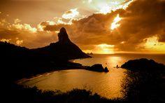 Beautiful planet Earth7:20  Brasil  Fernando de Noronha, Pernambuco, Brasil by Roberto Formiga  #fernandodenoronha   #pernambuco   #brasil