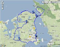Royal Zealand, Copenhagen and Sweden Bike Tours Direct