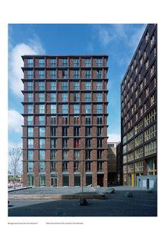 Two Appartment Buildings De Loodsen, Amsterdam Wingender Hovenier Architecten