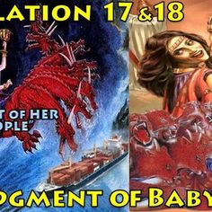 Judgement of Babylon the Great - Book of Revelation Chapters 17 & 18