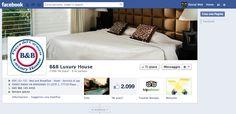 Luxury House B&B - #Social Media