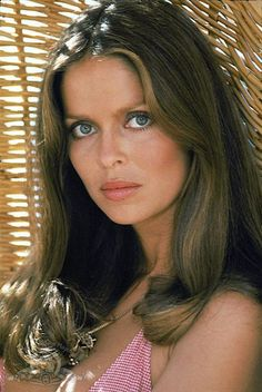 Barbara Bach in 'The Spy Who Loved Me', 1977.