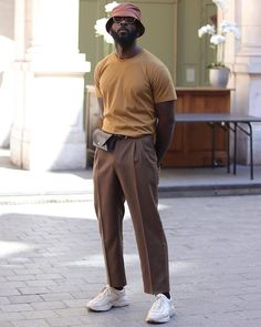 Stylish Mens Outfits, Casual Outfits, Men Casual, Fashion Outfits, Trendy Mens Fashion, Mode Streetwear, Streetwear Fashion, Black Men Street Fashion, Mode Man