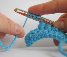 Crochet Spot » Blog Archive » How to Crochet: Bullion Stitch - Crochet Patterns, Tutorials and News
