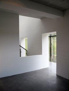 Knut Hamsun Center by Steven Holl   Architects